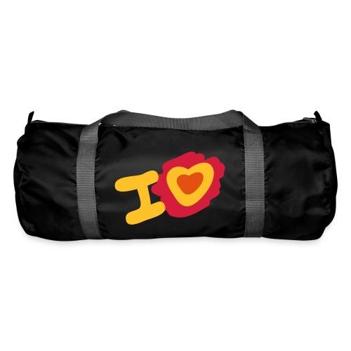 Reisemonster zum Sportmachen - Sporttasche