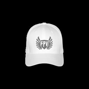FPV Whitecap - Flexfit Baseball Cap