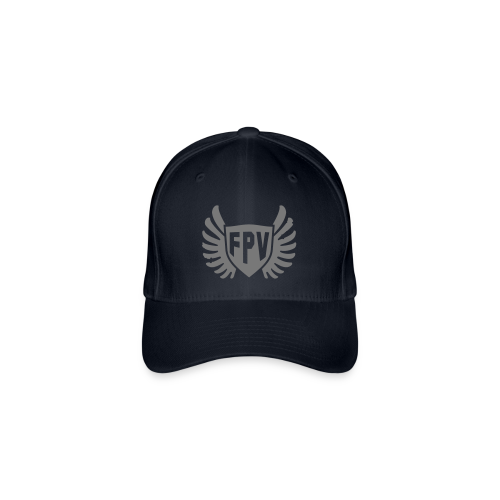 FPV Whitecap - Flexfit Baseball Cap