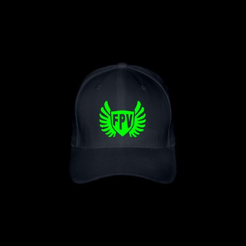 FPV GreenCap - Flexfit Baseball Cap