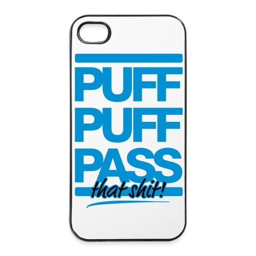 PPP iPhone 4/4S Hard Case - iPhone 4/4s Hard Case