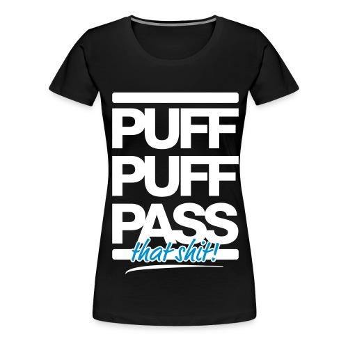 PPP Black - Women's Premium T-Shirt