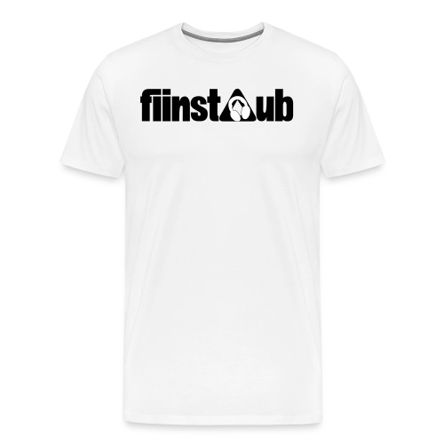 Fiinstaub 1 - Männer Premium T-Shirt
