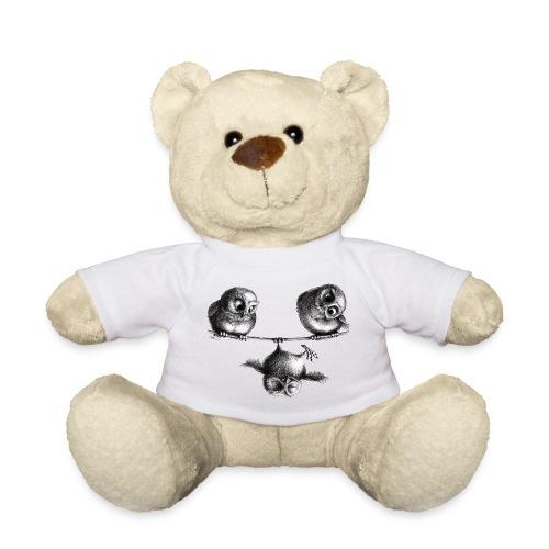 Eulen - Freiheit und Spaß - Teddy