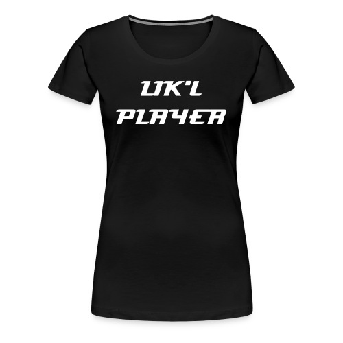 LIK'l Player LADIES T - Women's Premium T-Shirt