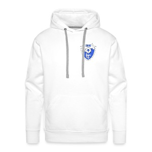 FC Lattentrappers hoody wit - Mannen Premium hoodie