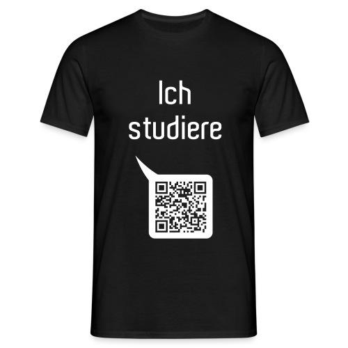 Ich studiere Bitches! - Männer T-Shirt