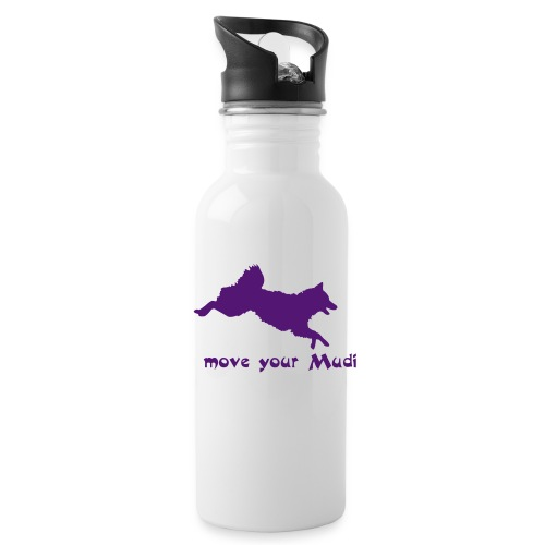 Trinkflasche Lila - Water Bottle