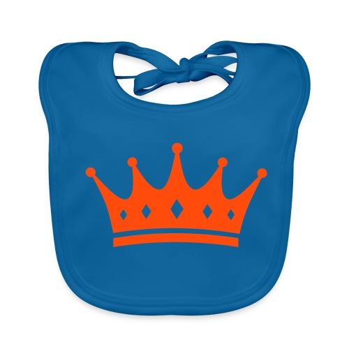 King Queen Baby - Bio-slabbetje voor baby's