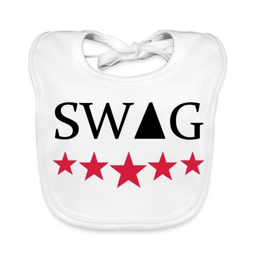 Swag Baby - Bio-slabbetje voor baby's