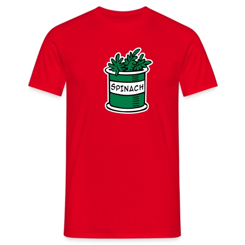 Spinach - Men's T-Shirt
