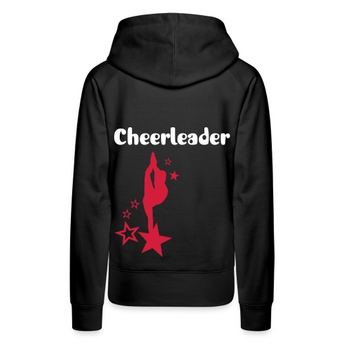 Cheer-Sweater - Frauen Premium Hoodie