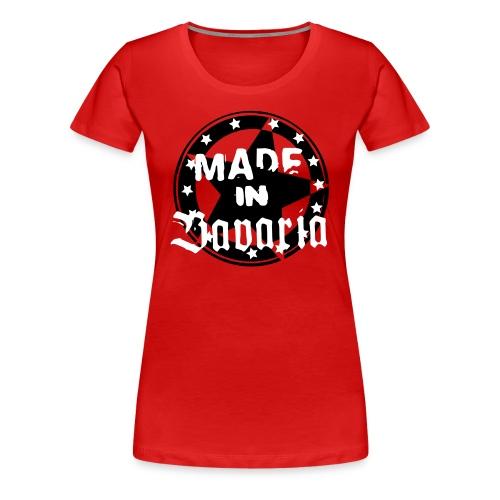 Made in Bavaria Madl - Frauen Premium T-Shirt