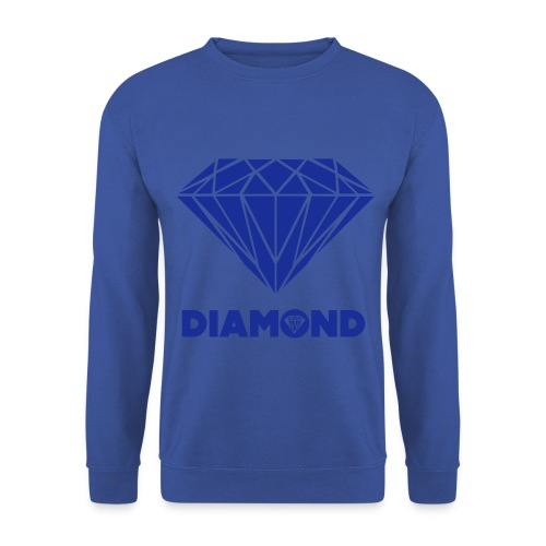 DIAMOND CREWNECK - Mannen sweater