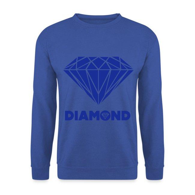 DIAMOND CREWNECK
