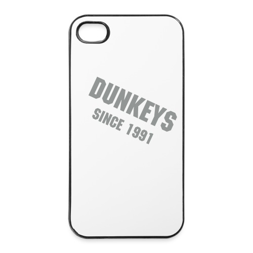 Dunkeys since 1991 - iPhone 4/4s Hard Case