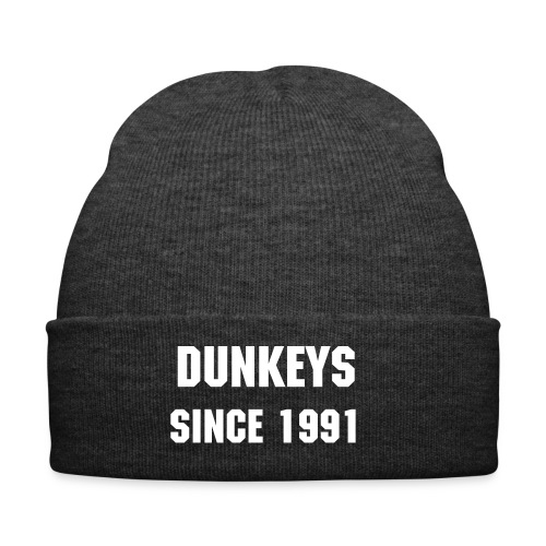 Dunkeys since 1991 - Winterhue