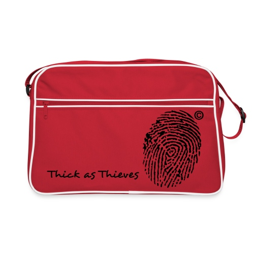 Thick as Thieves Bag - Retro Bag