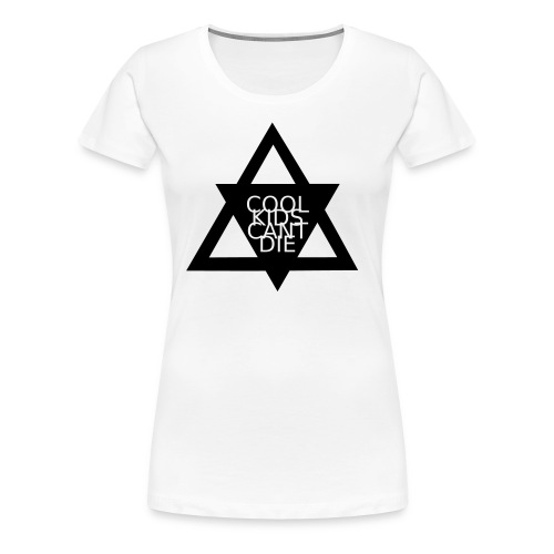 Classic T-shirt of Cool Kids Cant Die - Women's Premium T-Shirt