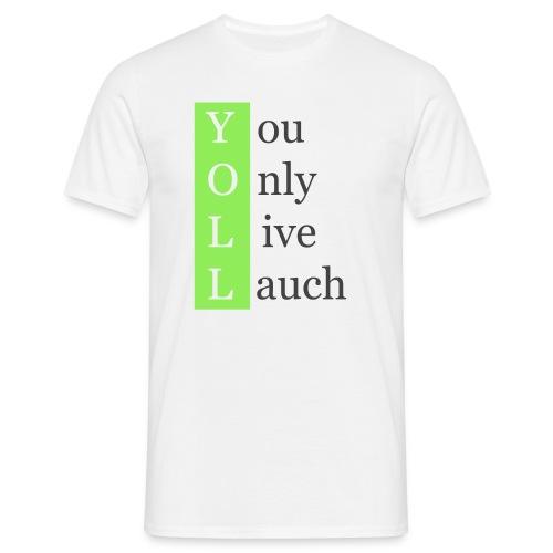 YOLL#Shirt - Männer T-Shirt