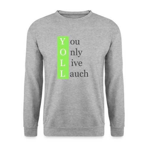 YOLL#Sweater - Männer Pullover