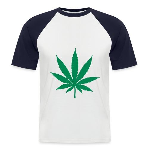 kana - T-shirt baseball manches courtes Homme