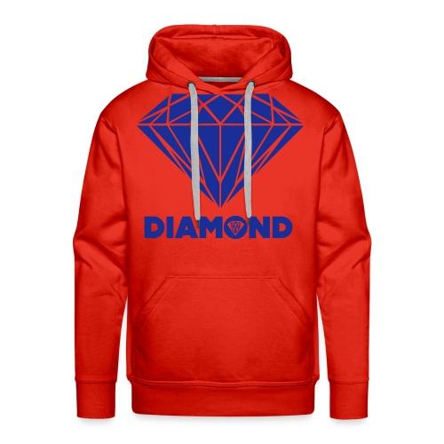 DIAMOND SWEATER - Mannen Premium hoodie