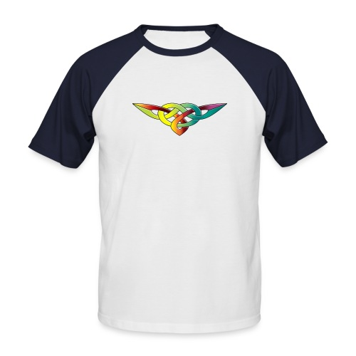 Celtic Wings T-Shirt - Men's Baseball T-Shirt