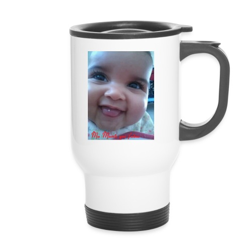 MUG THERMOS NILANY MA MAMIE QUE J'AIME - Mug thermos