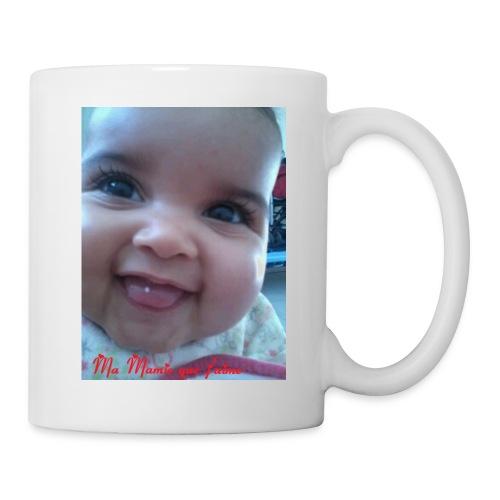 TASSE NILANY MA MAMIE QUE J'AIME - Mug blanc