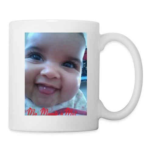 TASSE NILANY MA MAMIE A MOI - Mug blanc