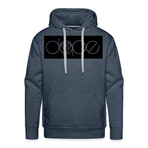 DOPE SWEATER - Mannen Premium hoodie
