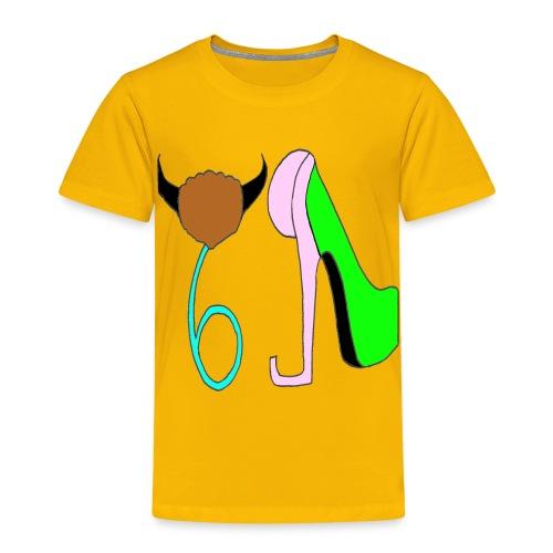 TS JAUNE HOMME 69 - T-shirt Premium Enfant