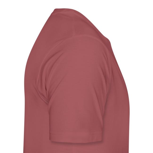 House Music T-Shirt schwarz/rot