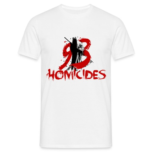 93 Homicides - T-shirt Homme