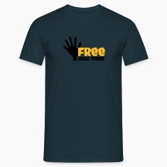 Free High Fives T-Shirts