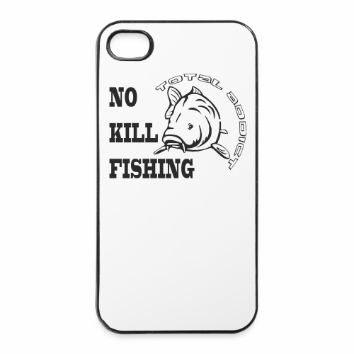 NO KILL FISHING - Coque Rigide pour I-Phone 4/4S - Coque rigide iPhone 4/4s