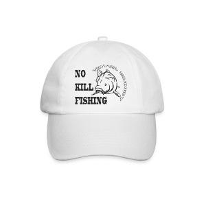 NO KILL FISHING - Casquette Blanche - Casquette classique