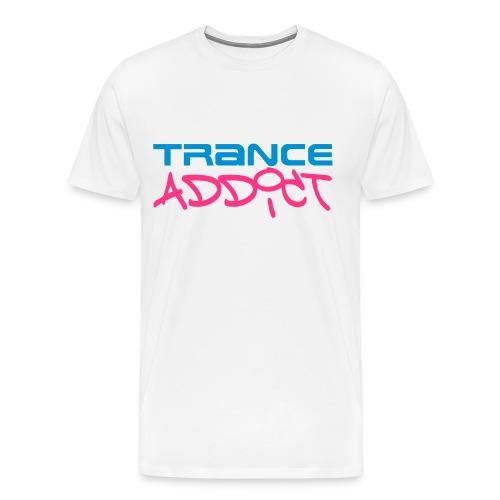 Trance Addict T-Shirt - Männer Premium T-Shirt