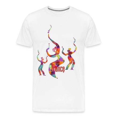 Trance Art T-Shirt - Männer Premium T-Shirt