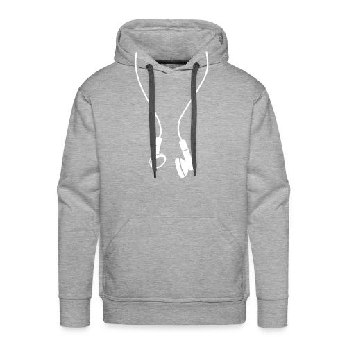Sweat Drug's Music - Sweat-shirt à capuche Premium pour hommes