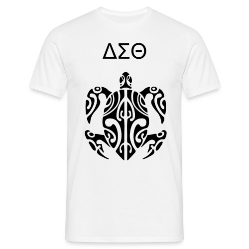 ΔΣΘ aztec tee - Men's T-Shirt