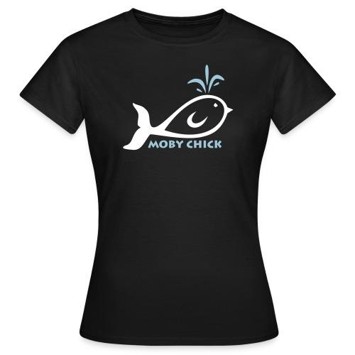 TWEETLERCOOLS - Moby Chick - Frauen T-Shirt