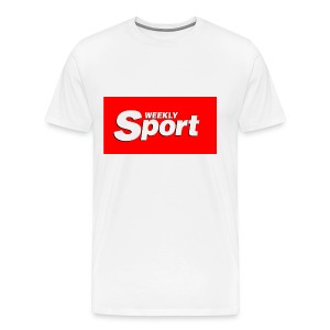 Weekly Sport T-Shirt - Men's Premium T-Shirt