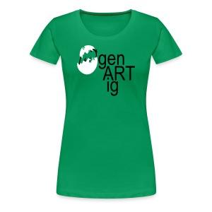 TWEETLERCOOLS - eigenARTig - Frauen Premium T-Shirt