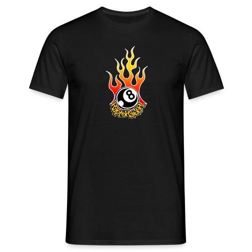 8 ball RaptoRaideR - Maglietta da uomo