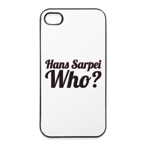 Hans Sarpei - Who? - iPhone 4/4s Hard Case