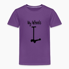 Scooter - My wheels Shirts