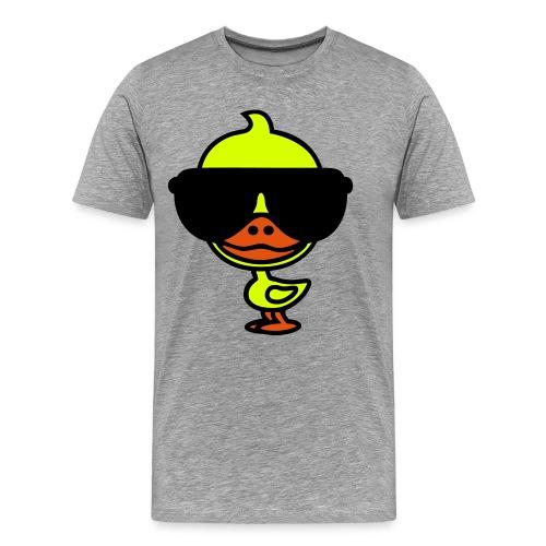 Sunny Duck - Mannen Premium T-shirt