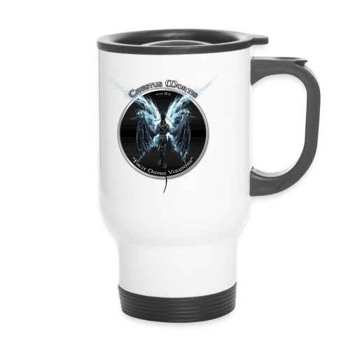 Caestus-Mortis Thermo-Tasse - Thermobecher